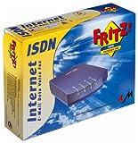 AVM Fritz!Card USB V2.1 externes ISDN-Modem für den USB-Anschluss