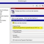 PDF mit Briefkopf erstellen - Einstellungen PDFCreator
