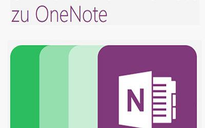Umziehen von Evernote zu OneNote