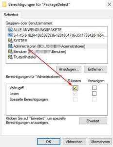 Referenzierte Assembly konnte nicht gefunden werden 0x80073701