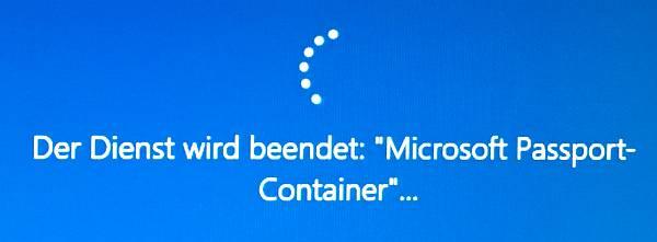 Ausführliche Windows Statusmeldungen beim Herunterfahren