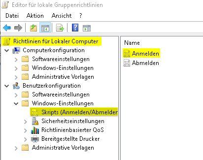 Anmeldungen am Terminalserver protokollieren