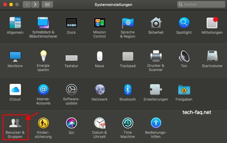Autostart Mac OS