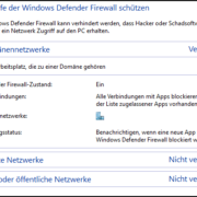 Windows Firewall deaktivieren per PowerShell
