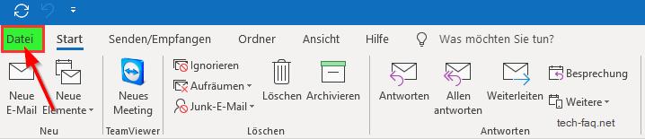 Outlook Signatur ändern Microsoft Office 365