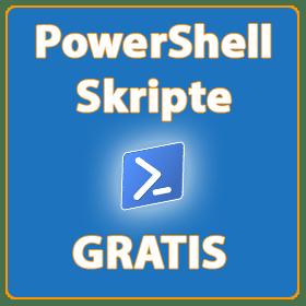 PowerShell Skripte kostenlos herunterladen