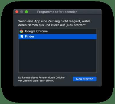 Zugriff auf NAS mit macOS nicht möglich