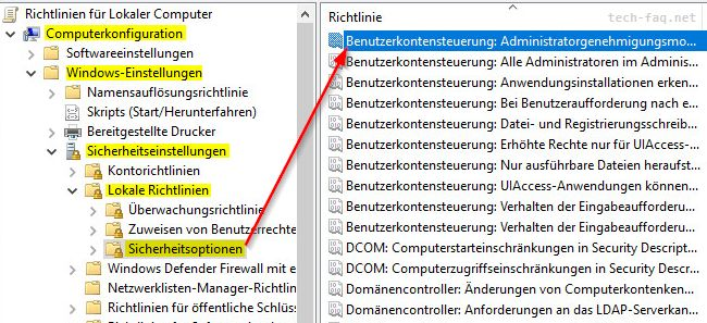 Fehlermeldung bei Desktopsymboleinstellungen in Windows Server