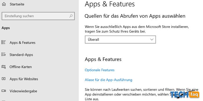 Windows Feature Telnet installieren